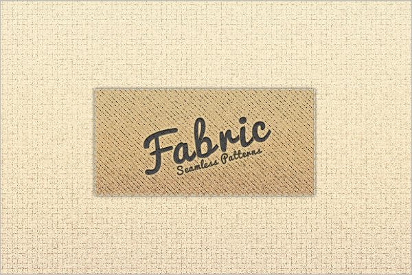 Elegant Fabric Pattern Design