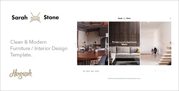 Elegant Furniture HTML Template