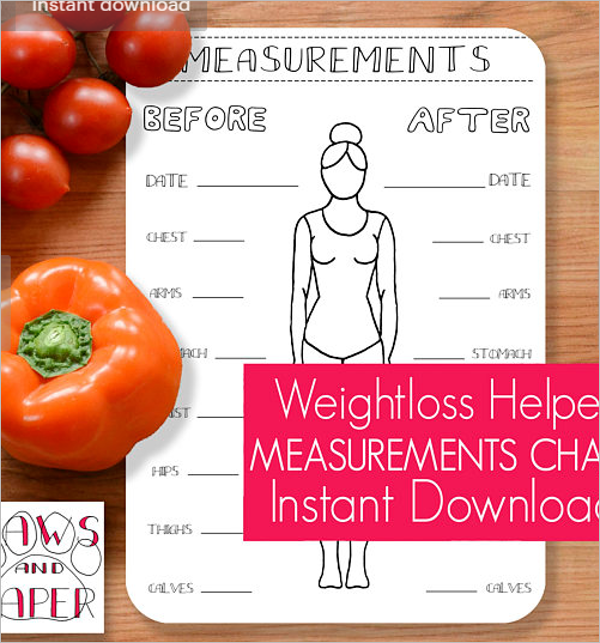 Exercise & Weight Loss Template