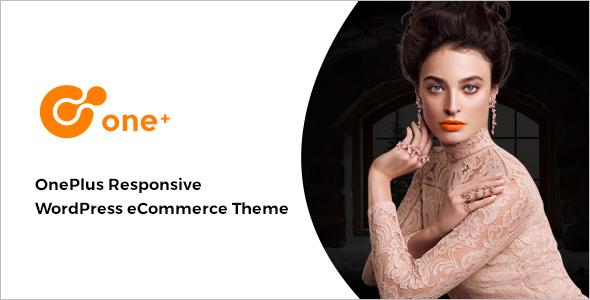 Fashion & Jewelry ECommerce Theme