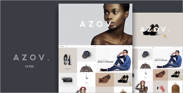 Fashion Retail Ecommerce Template