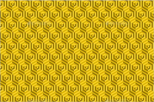 Flat Isometric Background