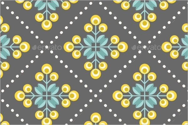 Floral Pattern Background Design
