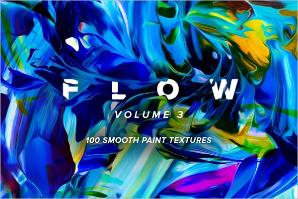 Fluid Painting Design