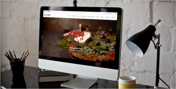Food WordPress Blog Theme