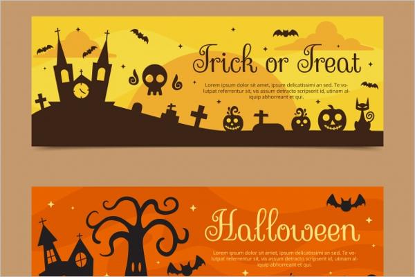 Free Halloween Banner Idea