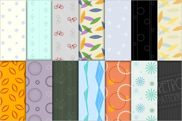 Fully Customize Pattern Floral Design