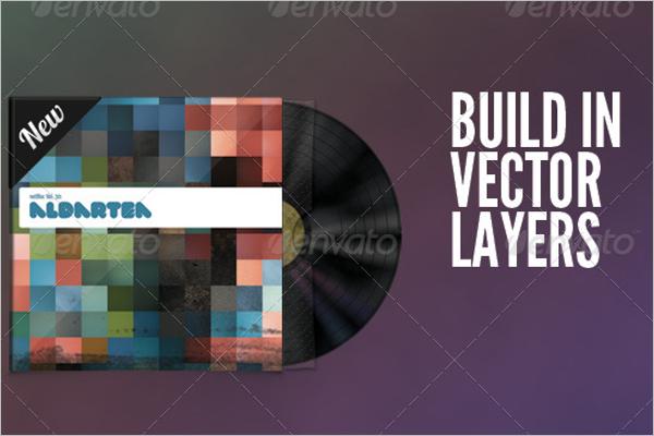 Fully Editable Vinyl Design