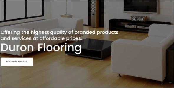 Furniture & Flooring WordPress Theme