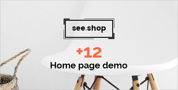 Furniture Shop Website Template