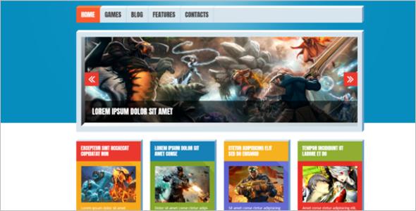 Game Reviews WordPress Theme