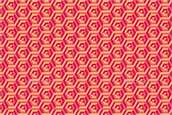 Graphic Isometric Background
