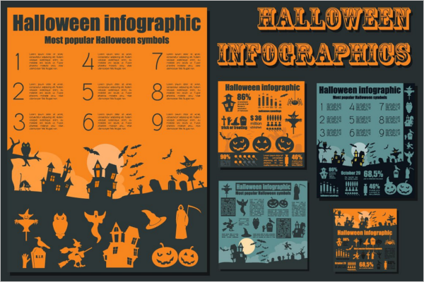 Halloween Banner Art Idea