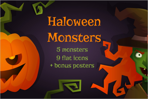 Halloween Banner Bat Idea