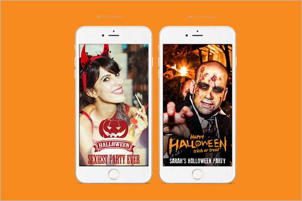 Halloween Event Banner Idea