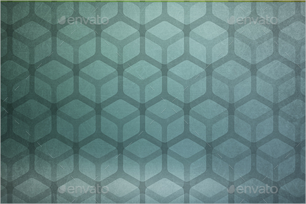 Hexagon Textured Background