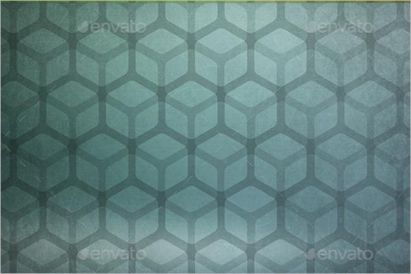 Hexagon Textured Background