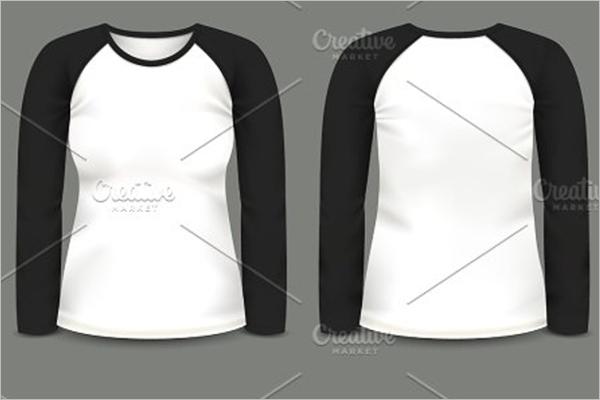 Illustration T-Shirt Mockups Template