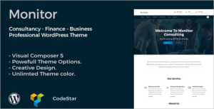 Insurance Business WordPress Theme