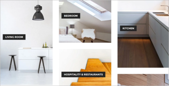 Interior & Furniture WordPress Theme