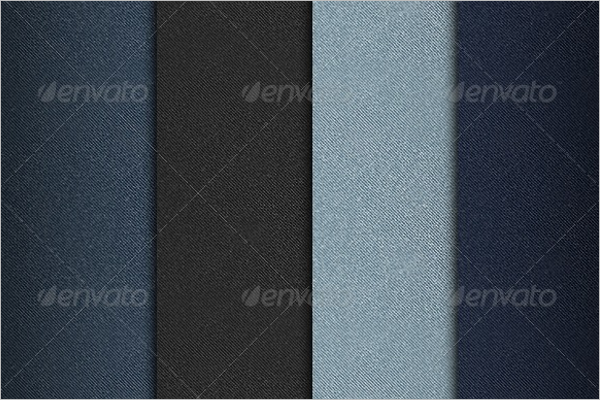 Jeans Fabric Pattern Design