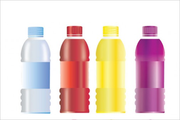 Juice Bottle Mockup Download