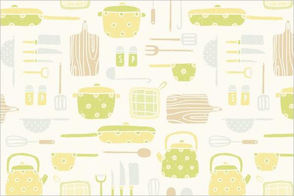 Kitchen Utensils Vector Design