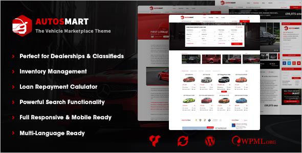 Latest Car WordPress Theme