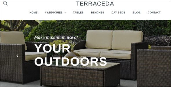 Latest Furniture Ecommerce Theme