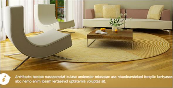 Latest Furniture HTML Template
