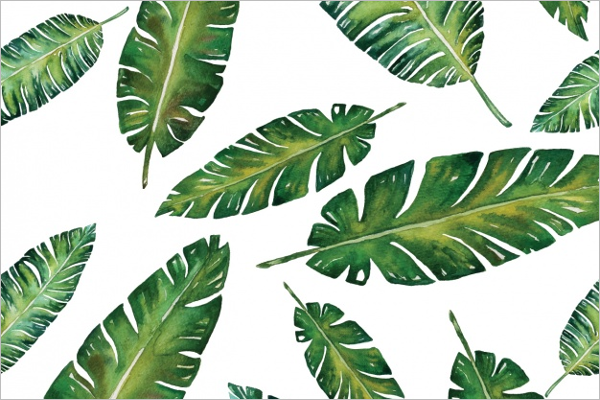 Leaves Pattern Design