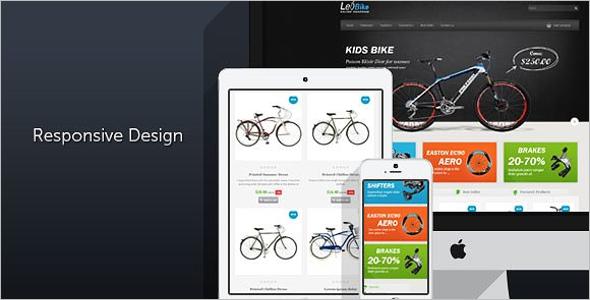 Leo Bike Responsive Prestashop Theme
