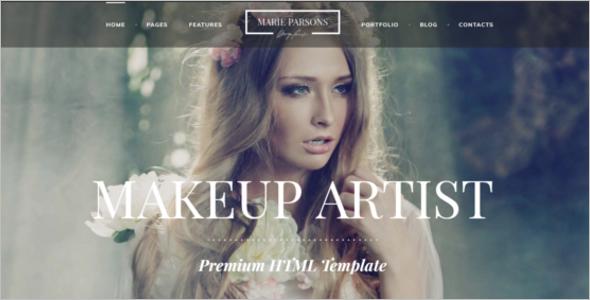 Makeup Artist Website Ideas Saubhaya