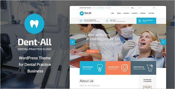 Medical Doctor WordPress Theme