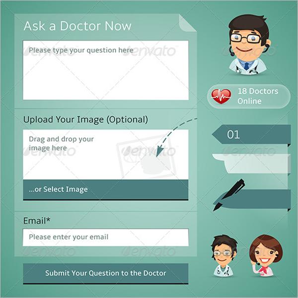 Medical Form Online Format