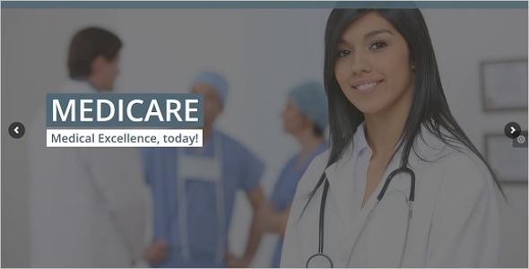 Medical WordPress Theme for Doctors