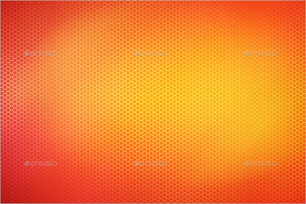Minimal Hexagon Background