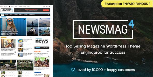 Minimal SEO Optimized WordPress Themes
