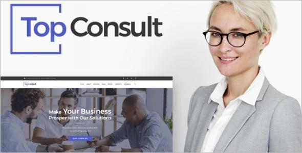 Multi Concept Business WordPress Theme