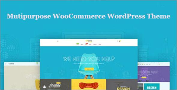 Multi Use Furniture WordPress Theme