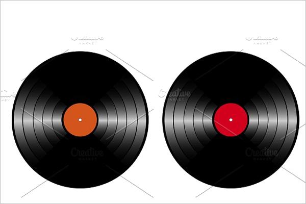 Multiple Vinyl PSD Design