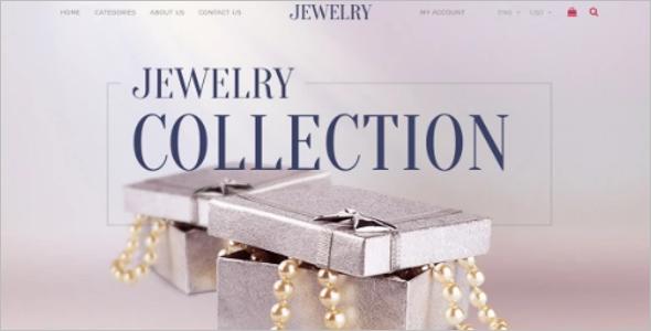 Multipurpose Jewelry Ecommerce Template
