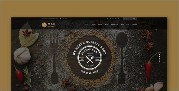 Multipurpose Restaurant HTML Template