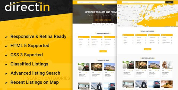 New Job Portal Website Template