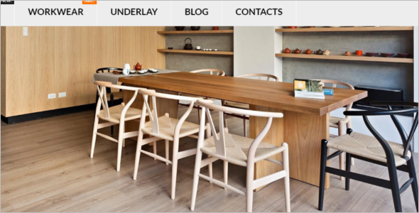 Online Furniture Ecommerce Theme