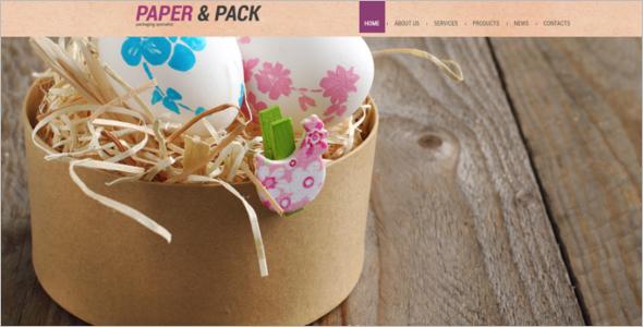 Packaging WordPress Theme