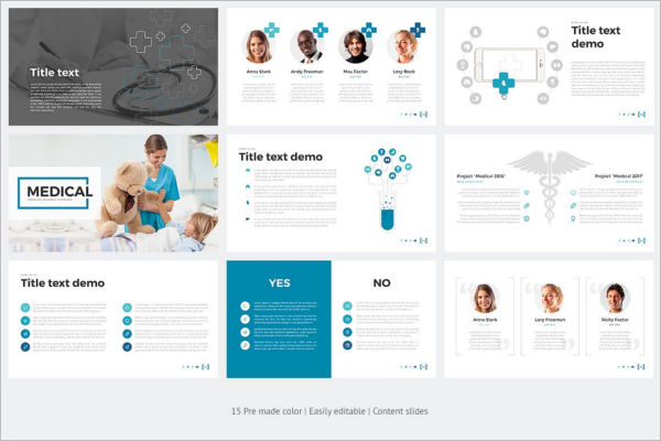 Patient Care & Office Form Template