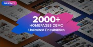 Personal SEO Optimized WordPress Theme