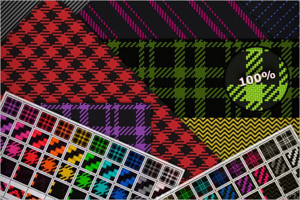 Photoshop Fabric Pattern Design