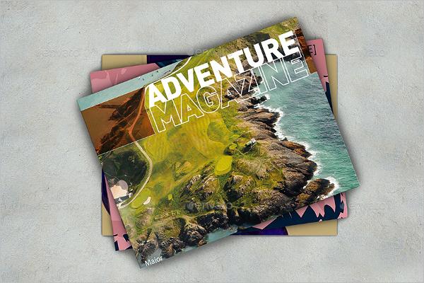 PhotoshopMagazine Mockup Template